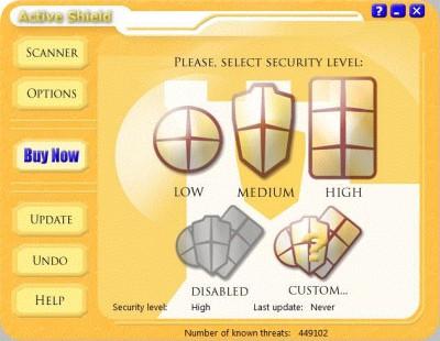 Active Shield 4.0 screenshot