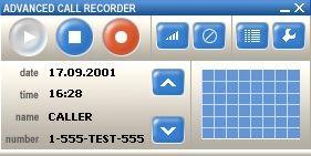 Advanced Call Recorder 1.5 screenshot