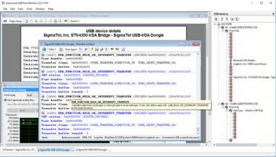 Advanced USB Port Monitor 2.7.2.307 screenshot