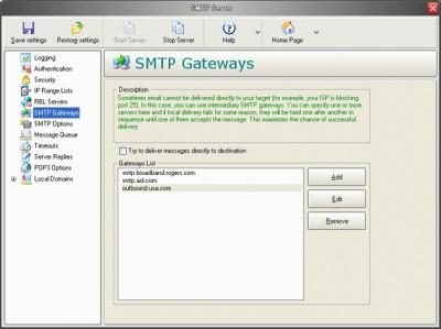 Best Mail Server 5.261 screenshot