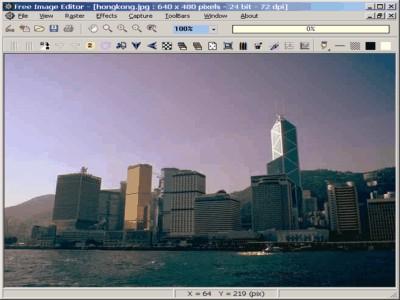Free Image Editor 2.4.83 screenshot