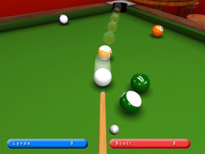 Kick Shot Pool 1.0 screenshot