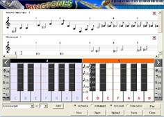 Make Free Midi Ringtones 1.01 screenshot