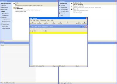 Mass File Editor 2.3.6 screenshot