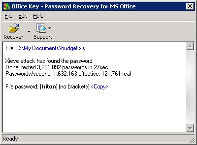 Office Key 8.0 screenshot