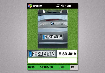 PalmPR 1.0 screenshot