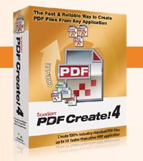 PDF Create 3 screenshot