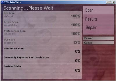 Sentinel  screenshot