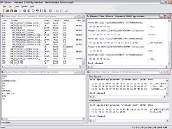 Serial Monitor v4.07 screenshot