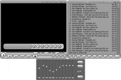 Zoom Player 2.90 screenshot