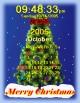 Desktop Clock Christmas Edition 3.5.1